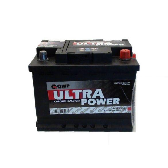 Akkumulátor 56ah 480A QWP