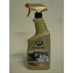 K2 illatosító spray 700ml new car
