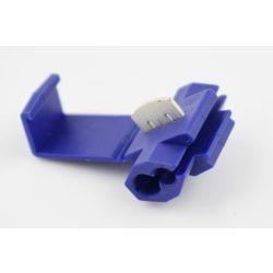 Vezeték összekötő roppantós kék 1,0-2,5mm