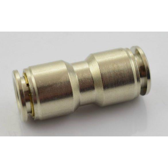 Csőtoldó fém 10mm