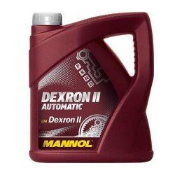 Mannol váltóolaj Dexron II 4L