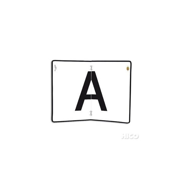 """Hulladékszállító Tábla """"A"""""""