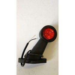 Szélességjelző (60°) közepes LED