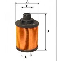 Filtron olajszűrő OE682