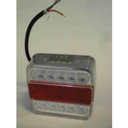 Lámpa utánfutó 4 funk. led 12V