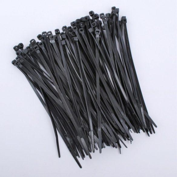 Kábelkötegelő 4,8*200mm fehér