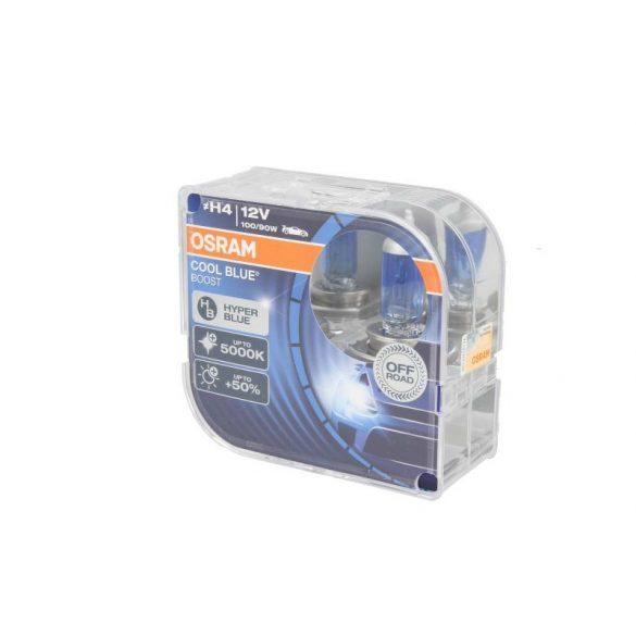 Osram H4 izzó szett Light bulb 12V 100/90W Cool Blue