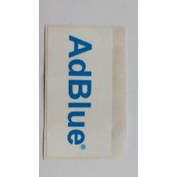Matrica Adblue