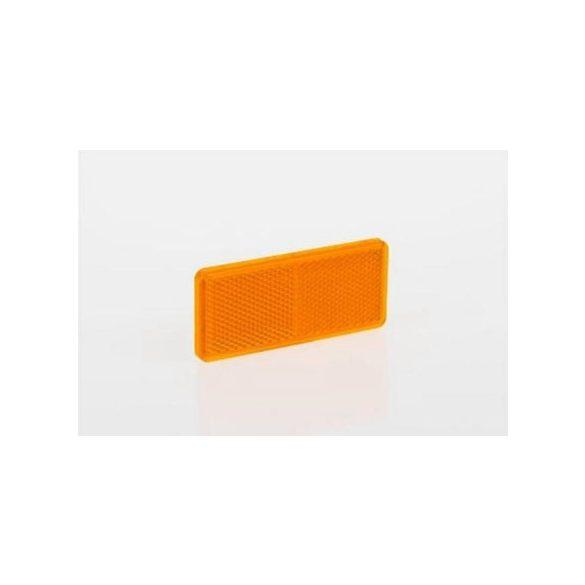 Prizma 105*48mm öntapadós sárga