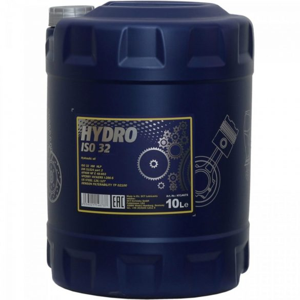 Mannol HYDRO ISO 32 HL 10L hidraulikaolaj