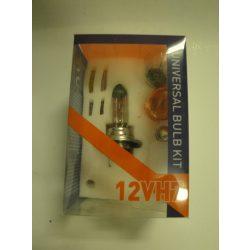 Izzókészlet H7 12V