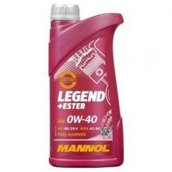 Mannol motorolaj 0W40 1L