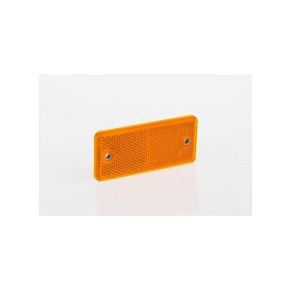 Prizma 90*40mm sárga fúrt