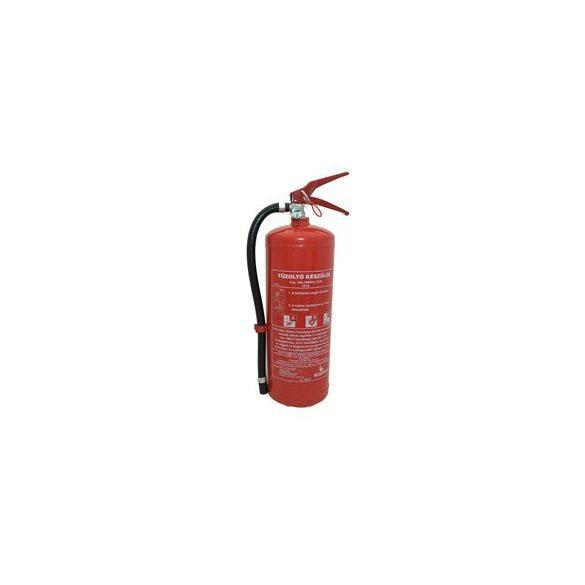 Tűzoltó készülék 6kg