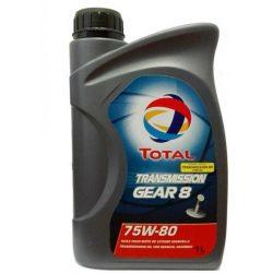 Total váltóolaj 75W-80 1L
