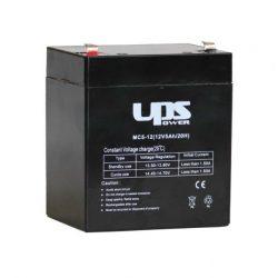 Akku szünetmentes 12V 5AH UPS Power