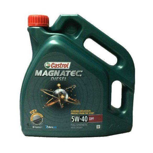 Castrol Mag. Diesel 5W40 4L