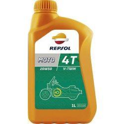 Repsol 4T 20W50 V-twin motorolaj 1L