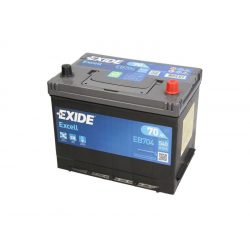 Akkumulátor 70ah 540A J+ Exide