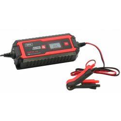 Akkumulátor töltő 6-12V Szgk+motor