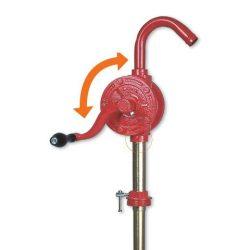 Adblue+olajpumpa fém kézi tekerős 60l/200l