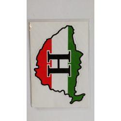 Matrica H régi Nagy- Magyarország