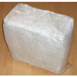 Géptisztító kendő fehér 10kg