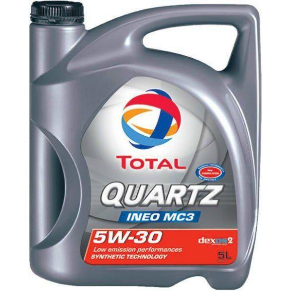 Total Quartz Ineo MC3 5W30 5L