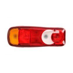 Lámpa hátsó félhold bajonet Daf,Renault,Iveco Vignal