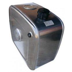 Hidraulika Tartály /Aluminium.,konzollal komplett/ 120LT 62*67*35