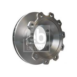 Féktárcsa pót SHSF9010eco-p BPW csipkés