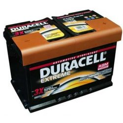 Akkumulátor 70ah 720A AGM Start-S J+ Duracell