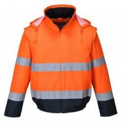 Kabát 2 in 1 - narancs
