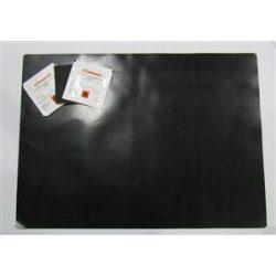 Ponyva folt fekete 45*32cm