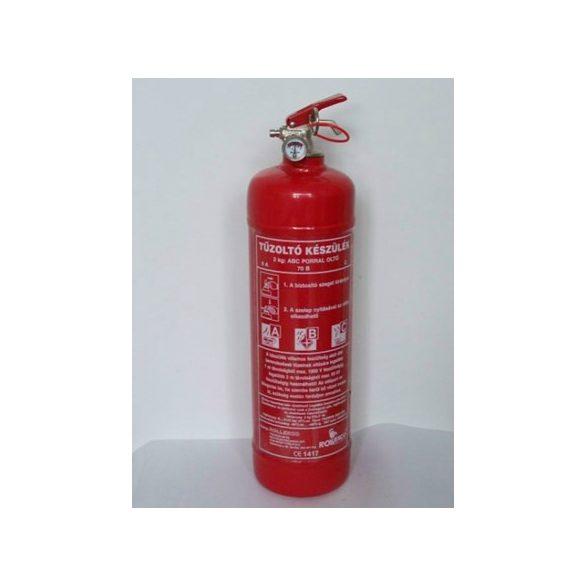 Tűzoltó készülék 2kg