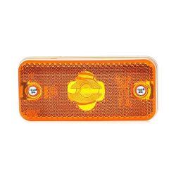 Helyzetjelző ajtó alja sárga TYC