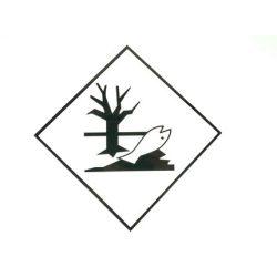Matrica Adr vízi környezetre veszélyes 30*30cm