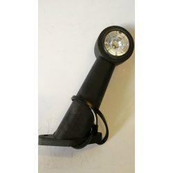Szélességjelző gumis ferde nagy (60°) LED