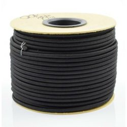 Gumikötél 10mm fekete