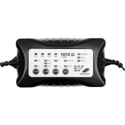 Akkumulátor töltő 6-12V Szgk Start-Stopos