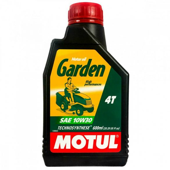 Motul Garden Fűnyíróolaj 4T 10w30 0,6L