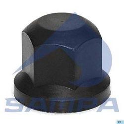 Kerékanya kupak fekete DAF XF95