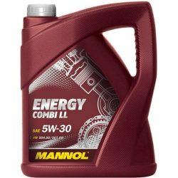 Mannol 5w30 Energy Combi LL motorolaj 5L