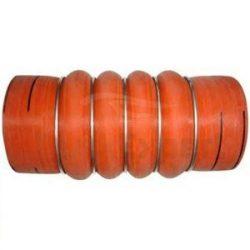 Intercooler cső 85*200mm Atego