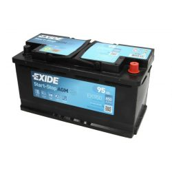 Akkumulátor 95ah 850A AGM Start-S J+ Exide