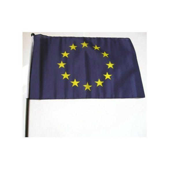 Zászló kicsi EU 30*45cm