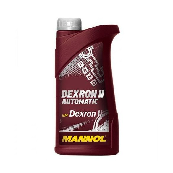 Mannol váltóolaj Dexron II 1L