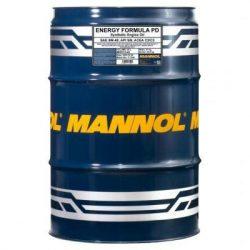 Mannol motorolaj Energy Formula PD 5W40 60liter