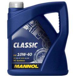 Mannol Classic 10W40 Motorolaj 4L