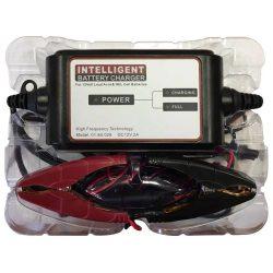 Akkumulátor (csepp)töltő 12V /2A